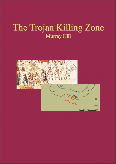 The Trojan Killing Zone cover